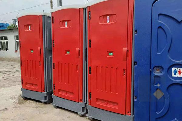 郑州工地移动厕所-工地移动厕所